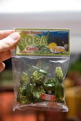 coca candy bag