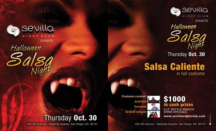 Cafe Sevilla Salsa