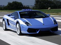 Polizia Lamborghini Gallardo LP560 new pics