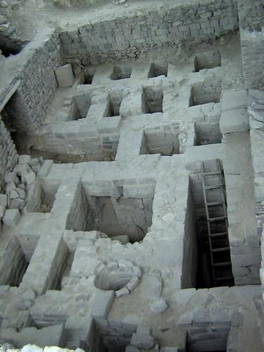 complejo de tumbas wari