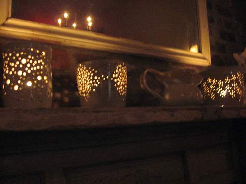 Candles, Friday Evening