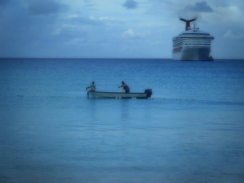 Ship @ Half Moon Cay