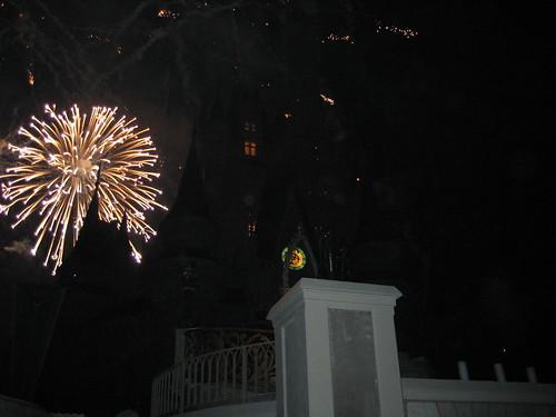 Fireworks @ Magic Kingdom