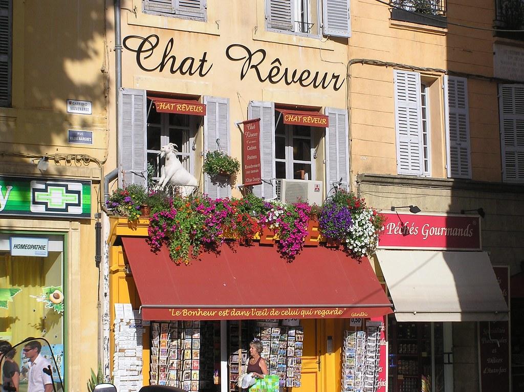 Place de Hotel de Ville, Aix-en-Provence