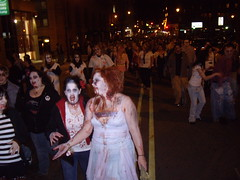 Grand Rapids World Record Attempt Largest Zombie Walk 8