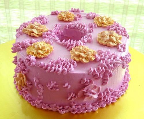 Experimental cake