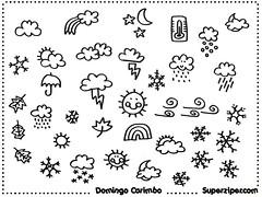 Domingo-carimbo: tempo (super_ziper) Tags: autumn winter summer sun snow primavera sol rain weather arcoiris spring rainbow icons chuva super icon neve flakes inverno tempo outono forecast icones verao ziper carimbo flocos superziper previsao