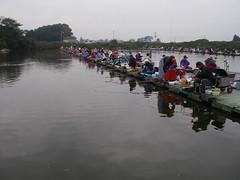 筑波湖は満タン