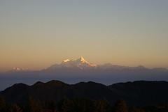 Npal Nepal (francis deport) Tags: nepal daman machapuchhare