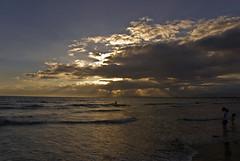 Sunset at Chigasaki (aeschylus18917) Tags: ocean sea beach japan landscape sand nikon scenery surf waves sail windsurfing d200 kanagawa pxt   chigasaki kanagawaken pxi   kanagawaprefecture   chigasakishi danielruyle aeschylus18917 danruyle druyle   shnan
