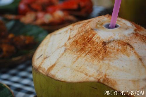 Fresh Buko in Sabtang Island Batanes