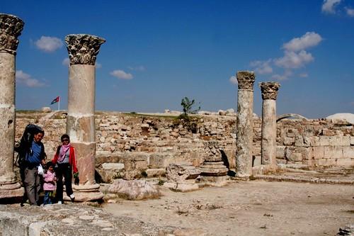Jordan - Day 2 : Byzantine - Citadel - Amman