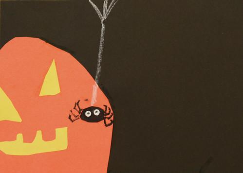 Kaitlyn's pumpkin