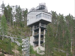 Inari - Kuusamo (_CodeMonkey_) Tags: finnland skandinavien kuusamo sprungschanze