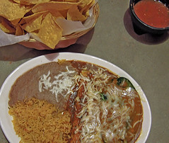 Mexican Vegetarian at El Pacifico, Farmington NY