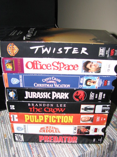 pulpfiction movies twister videos officespace