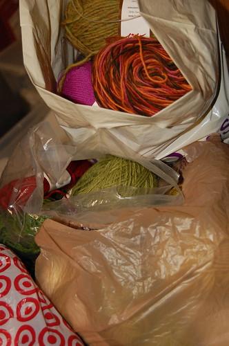 Wool bits