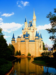 My Kingdom of Happiness (Jimmy - home now) Tags: reflection happy orlando florida happiness disney magickingdom hereiam bryanadams abigfave