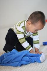儿子和睡衣的故事 之 三
