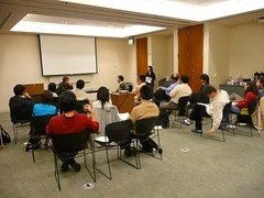 JTPAギークサロン:「名村卓氏とActionScript3.0について語る」