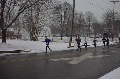 Jingle Bell 5K 7 Dec 2008