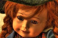 baby... (sercani) Tags: baby colors scary doll porselen creepy highfive hdr amateurs chucky bebek photomatix abeauty colorphotoaward amateurshighfive invitedphotosonly sercani