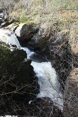 Water at Dunkeld (Crazy Catz) Tags: water scotland waterfall dunkeld