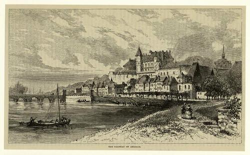 004-Castillo de Amboise 1871