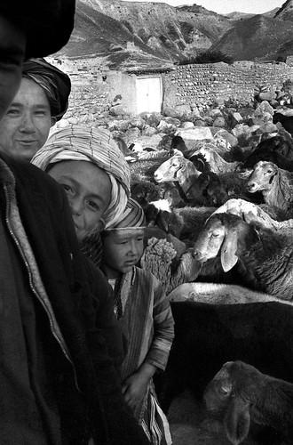 """""""Four Uzbek Sheepherders"""""""