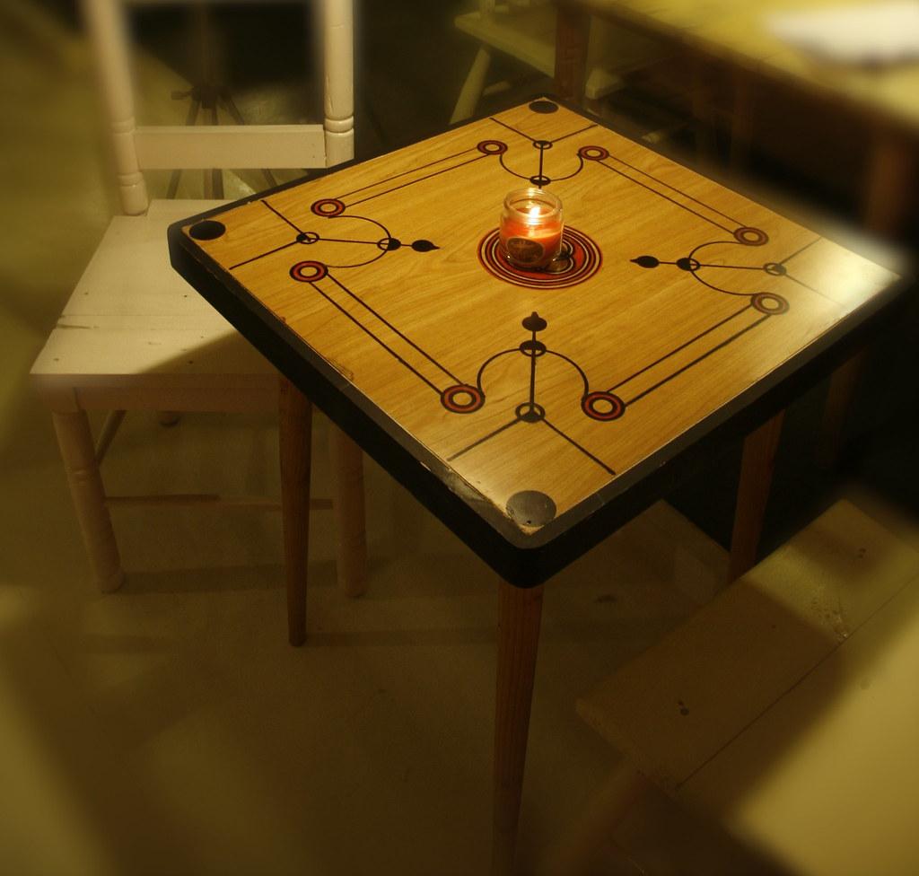 """karambol"" table"