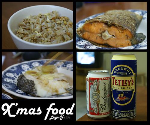 xmas food