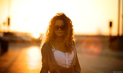 Sun Kissed | 013.365 (Stephan Geyer) Tags: sunset portrait orange canon sundown 85mm explore abudhabi 5d canon5d cinematic canoneos5d project365 explored 8512 85l ef85mmf12lusm 6milliondollarteam canon5dclassic
