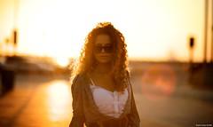 Sun Kissed | 013.365 (Stephan Geyer) Tags: sunset portrait orange canon sundown 85mm explore abudhabi 5d canon5d cinematic canoneos5d project365 explored 8512 85l ef85mmf12lusm 6milliondollarteam canon5dclassic