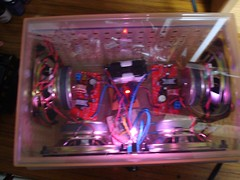 "INSIDE of ""Mobile Amp"""