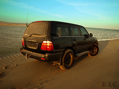 ()     (Abdulrhm) Tags: 2001 black beach see g x r  gxr alwakra      wakra     alwakrah        aplusphoto alwakrh