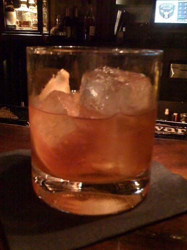 Old Fashioned with William Larue Weller Bourbon
