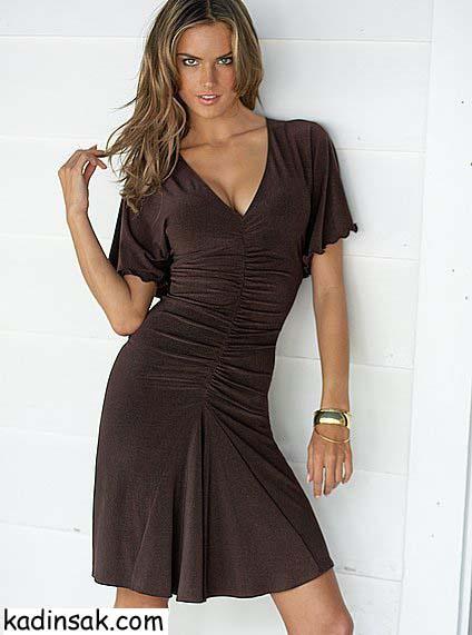 açık elbise modelleri