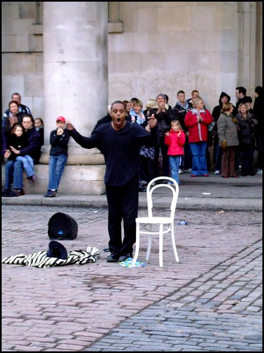 Covent Garden - Of street performers, markets and tourists