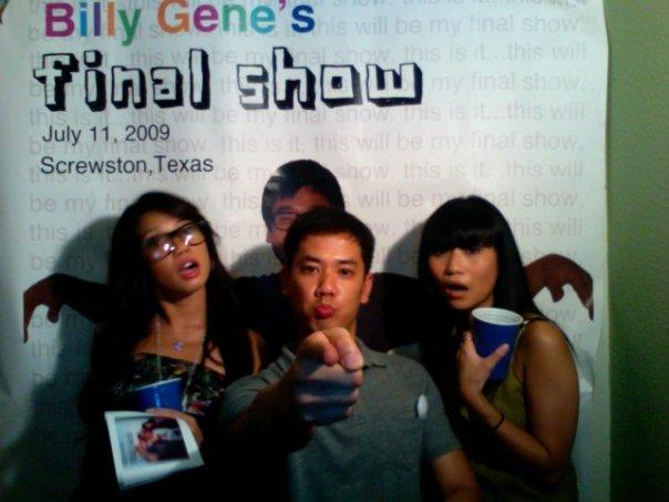gene party 2