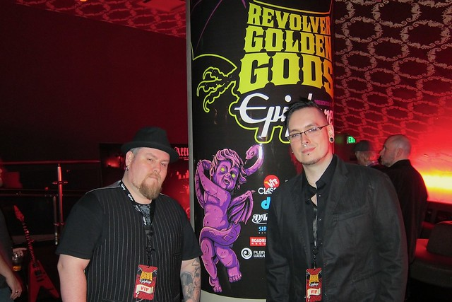 Revolver Golden God Awards