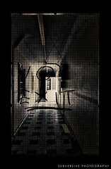 There is No Escape (Subversive Photography) Tags: brick abandoned window glass decay urbanexploration worn rubbish peel peelingpaint derelict wornout noexit urbex degradation degraded uins danielbarter