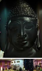 COMISSION (BREakONE) Tags: painting effects break buddha character spray colored spraycan comission cfs 2011 breakone lurdyház karmatic gsby