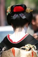Maiko (enlahood) Tags: maiko geiko gion misedashi kobu takamari