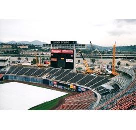 Qualcomm Stadium / Jack Murphy Stadium / San Diego Stadium ... Qualcomm Stadium Baseballfootball