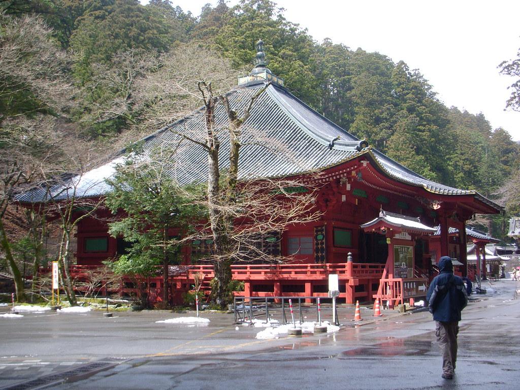 observando templo