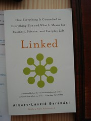 Linked - How everything is connected to everything else and what it means for Business, Science and Everyday life