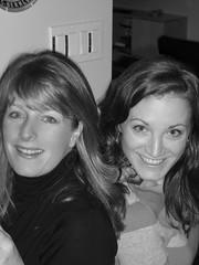 Kari and Jen