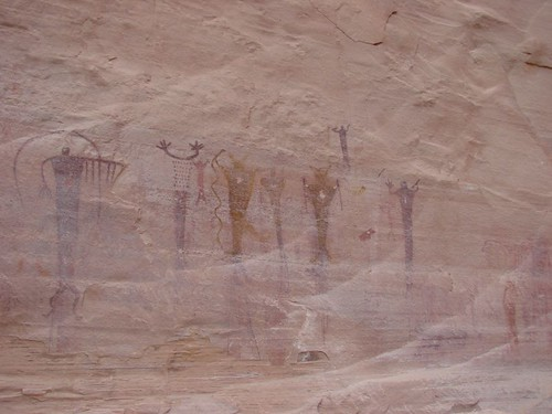 2000 yr old pictographs