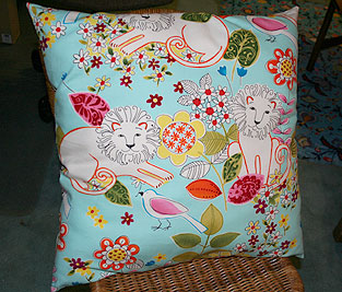 Playroom Pillow