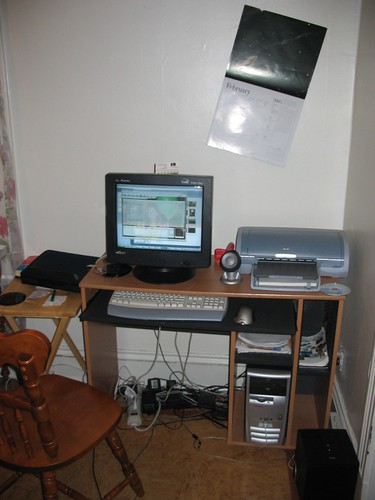 compaq desktop computers